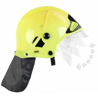 Klein Hasičská helma žltá