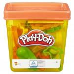 Hasbro Play Doh Veľký box s modelínou a vykrajovátkami