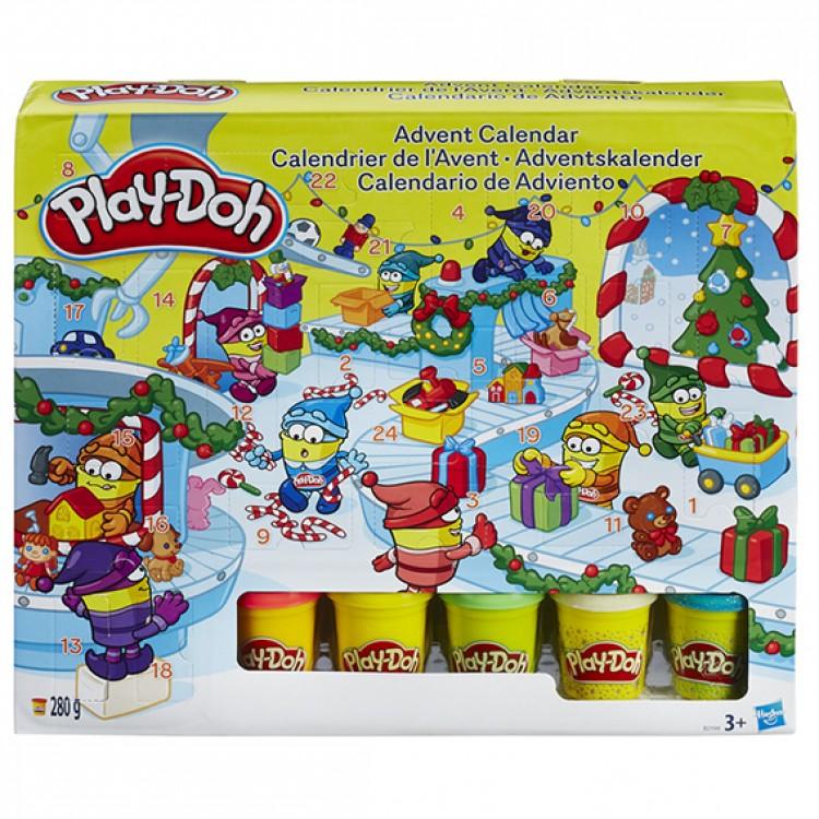Hasbro Play Doh Adventný kalendár