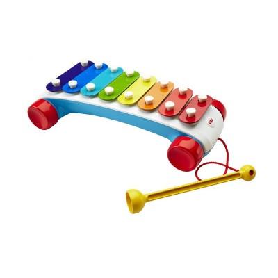 Fisher Price Zábavný ťahací xylofón