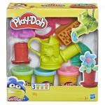 Hasbro Play Doh Záhradnícke náradie