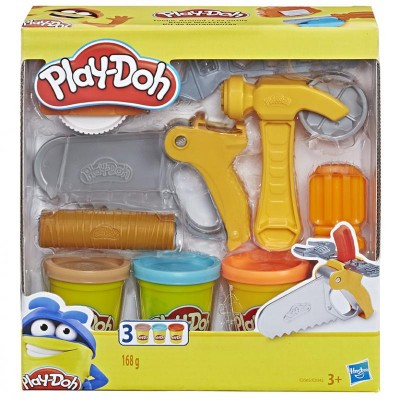 Hasbro Play Doh Opravárske náradie