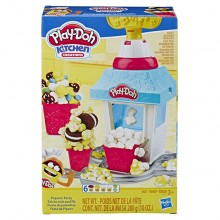 Hasbro Play Doh Výroba popcornu