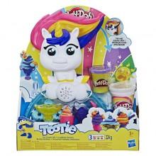 Hasbro Play Doh Jednorožec zmrzlinový set