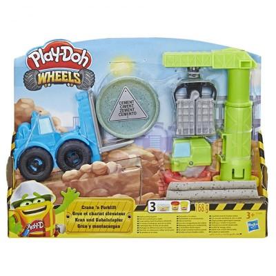 Hasbro Play Doh Wheels Stavba