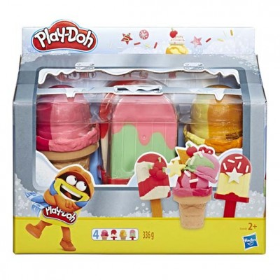 Hasbro Play Doh Modelína ako zmrzlina v chladničke