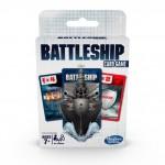 Hasbro Bojové lode Kartová hra