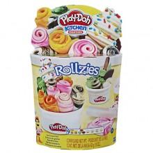 Hasbro Play Doh Set rolovanej zmrzliny