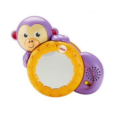 Fisher Price Kotúľajúca sa opička so zvukmi