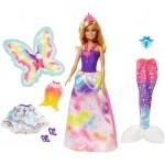 Mattel Barbie Víla a rozprávkové oblečenie