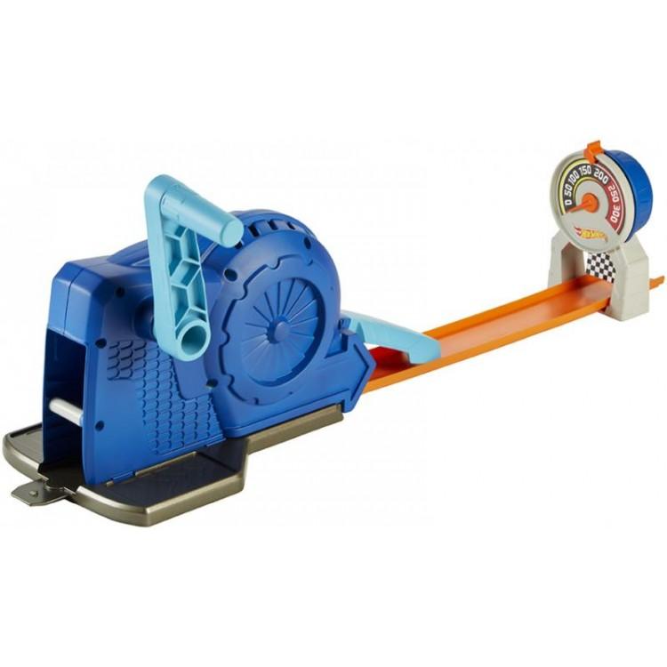 Hot Wheels Track Builder Rýchlostná skúška