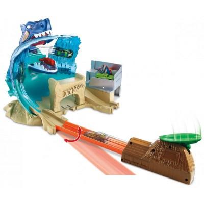 Hot Wheels City Zápas so žralokom