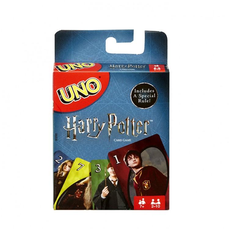Mattel Uno: Harry Potter