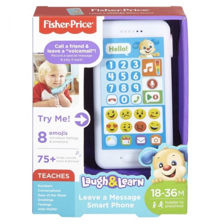Fisher Price Emoji Smartphone SK