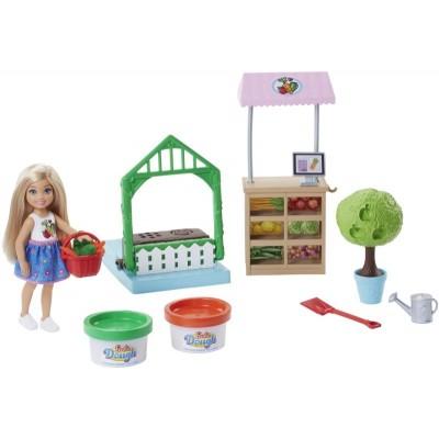 Mattel Barbie Chelsea Zahradníčka herný set