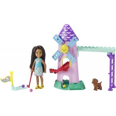 Mattel Barbie Chelsea Minigolf Herný set