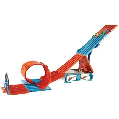 Hot Wheels Track Builder Pretekárska klietka