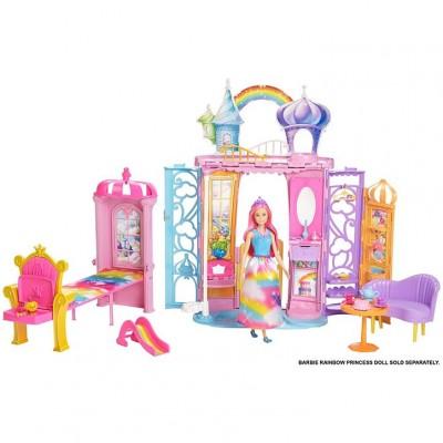 Mattel Barbie Dúhový zámok