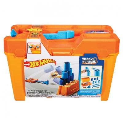Hot Wheels Track Builder Barel Box