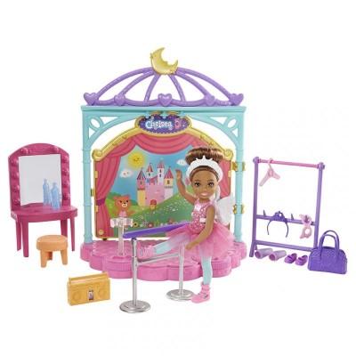 Mattel Barbie Chelsea Baletka herný set