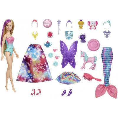 Mattel Barbie Adventný kalendár 2020