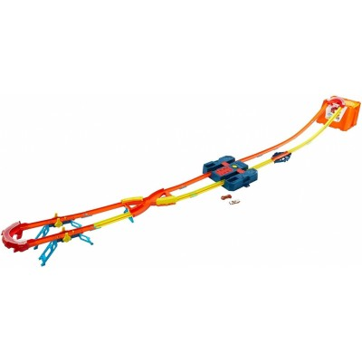 Hot Wheels Track Builder Power Boost Box