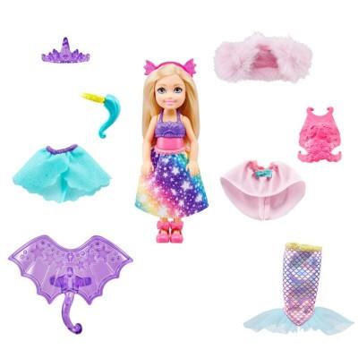 Mattel Barbie Chelsea s oblečením Herný set