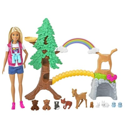 Mattel Barbie Prieskumníci