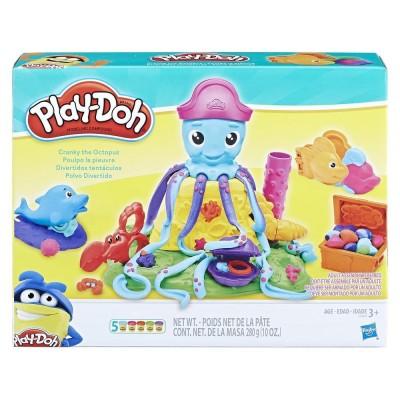 Hasbro Play Doh Bláznivá chobotnica