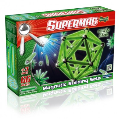 Supermaxi Fosforeskujúci 66ks