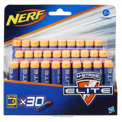 Hasbro Nerf Elite Náhradné šípky 30ks