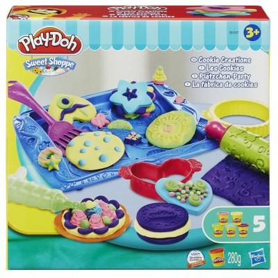 Hasbro Play Doh Sada na pečenie sušienok