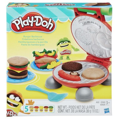 Hasbro Play Doh Burger Barbecue