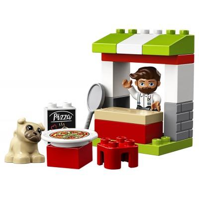 LEGO DUPLO 10927 Stánok s pizzou