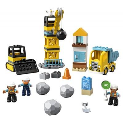 LEGO DUPLO 10932 Demolácia na stavenisku
