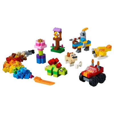 LEGO Classic 11002 Základná súprava kociek