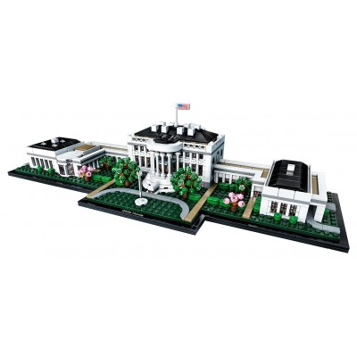 LEGO Architecture 21054 Biely dom