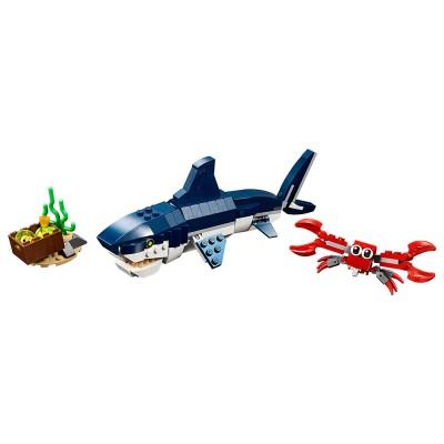 LEGO Creator 31088 Hlbokomorské stvorenia