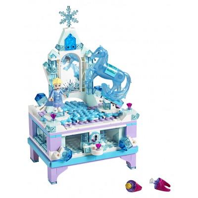 LEGO Disney Frozen II 41168 Elsina kúzelná šperkovnica