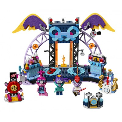 LEGO Trolls 41254 Trollovia a rockový koncert