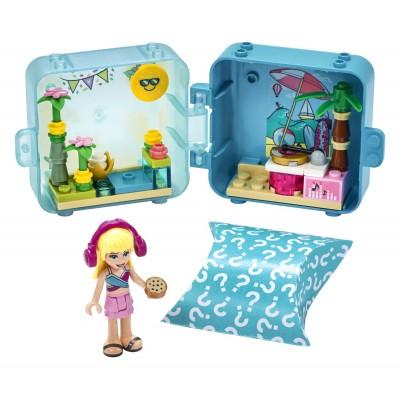 LEGO Friends 41411 Herný boxík: Stephanie a jej leto