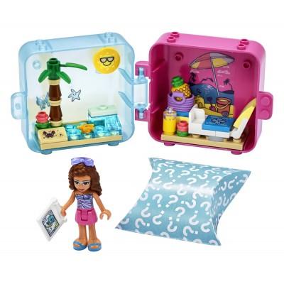 LEGO Friends 41412 Herný boxík: Olivia a jej leto