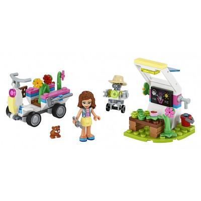 LEGO Friends 41425 Olivia a jej kvetinová záhrada