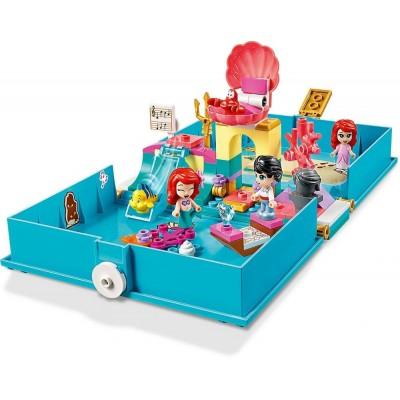 LEGO Disney Princess 43176 Ariel a jej rozprávková kniha dobrodružstiev