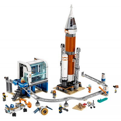 LEGO City 60228 Štart vesmírnej rakety