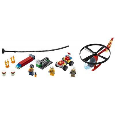 LEGO City 60248 Zásah hasičskej helikoptéry