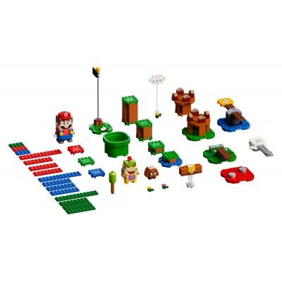 LEGO Super Mario 71360 Dobrodružstvo s Mariom – štartovací set