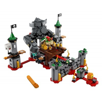 LEGO Super Mario 71369 Boj v Bowserovom hrade – rozšírujúci set