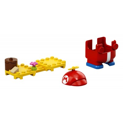 LEGO Super Mario 71371 Oblek s vrtuľou - vylepšenie pre Mária