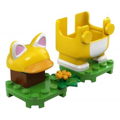 LEGO Super Mario 71372 Oblek kocúra – vylepšenie pre Mária